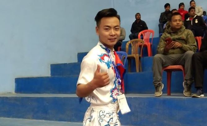 Nepal earns two gold medals in wushu