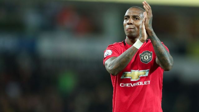 Man Utd and Inter agree Ashley Young deal