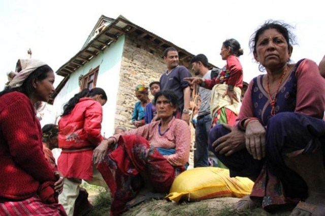 Call to resolve problems of landless quake survivors