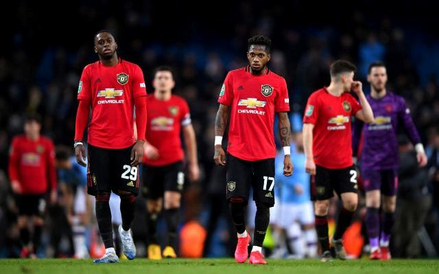 Man City reach EFL Cup final despite defeat against Man Utd
