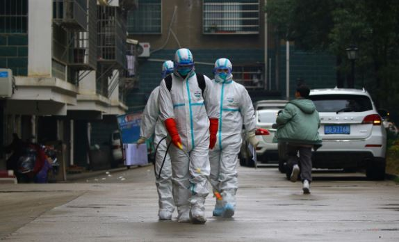 More than 2,000 infected with coronavirus; 56 dead in China