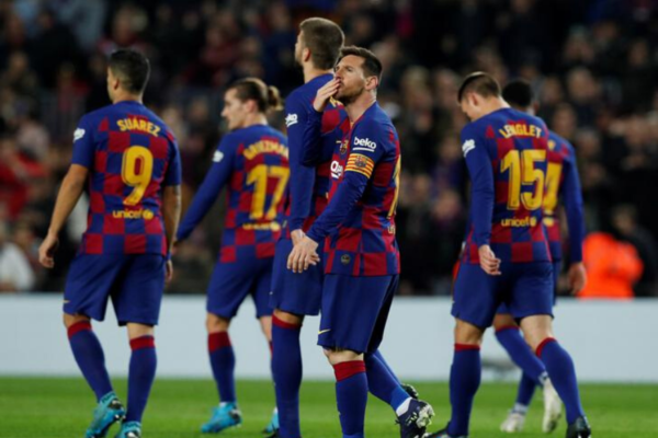 Barcelona players to take 70% pay cut during COVID-19 pandemic