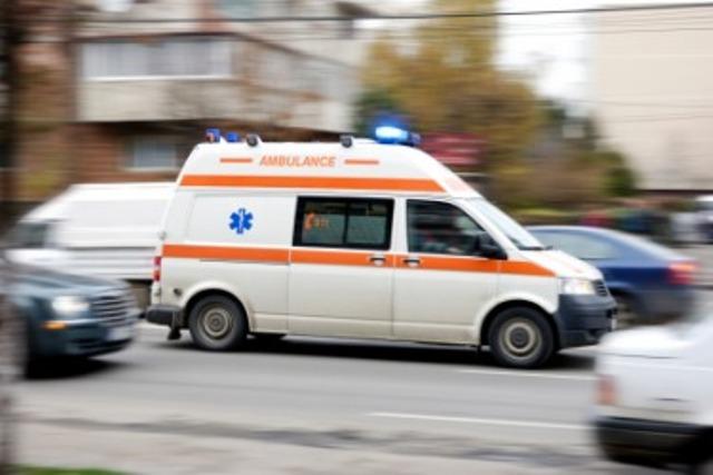 Three held on charge of drug trafficking using ambulance