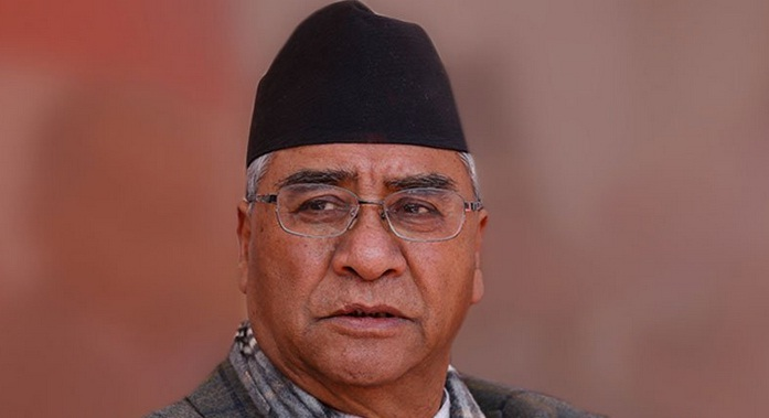 NC president Deuba calls for immediate relief to workers